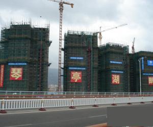 琴亭湖畔实景图7