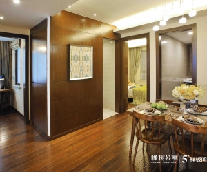 橡树公寓5+样板间实景图