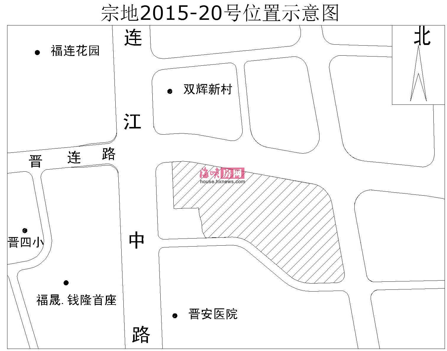 宗地2015-20号位置示意图