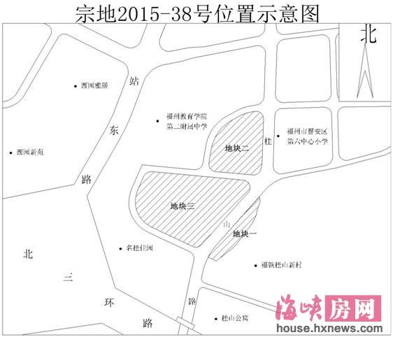 宗地2015-38号位置示意图